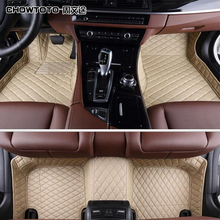 CHOWTOTO AA Custom Special Floor Mats For Lincoln MKX Non-slip Waterproof Carpet For MKX