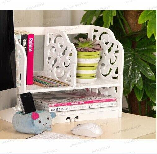 Bookcase/Wooden storage / Book shelf / Living Room Furniture/ Make up storage Box/ Desk Storage/ Wooden storage box<br><br>Aliexpress