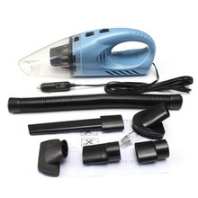 120W 12V 2500r/min Handheld Portable Car Vacuum Cleaner Auto Van Truck Caravan Boat Dirt Clean Wet And Dry Dual Use