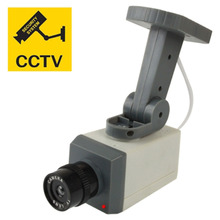 Dummy Realistic Looking Fake Camera Security Motion Detection Sensor Plastic Wholesale(China)