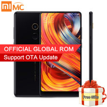 "Buy Global Version Xiaomi Mi Mix 2 Mobile Phone 6GB 64GB Snapdragon 835 Octa Core 5.99"" 2160x1080P Full Screen Display Ceramics Body for $506.24 in AliExpress store"