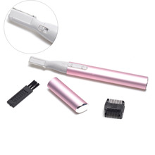 New Portable Electric Eyebrow Trimmer Hair Trimmer Clipper Epilator  Hair Shaving Cutting Machine Remover Shavers