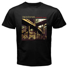 Tee Shirt Shop Gildan Short Sleeve Printing Machine O-Neck Mens Dream Theater Systematic Chaos Rock Band S To 3Xl T Shirts