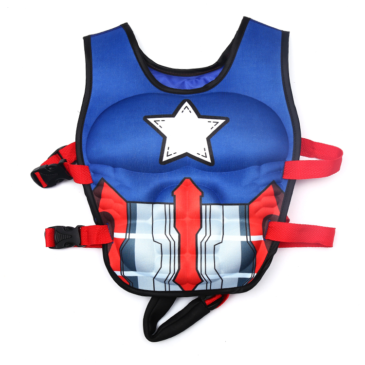 2-6 Years Baby Swim Vest Float Kid Swim Trainer Boy Girl Buoyancy Swimwear Child Life jacket Swimming Circle Pool Accessories(China (Mainland))
