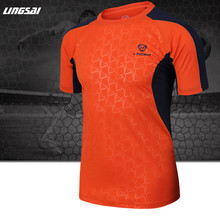 Brands mens Tennis shirt Outdoor sports Running Gym Fitness Exercise and training men Short-sleeve t-shirt jogging tops tees