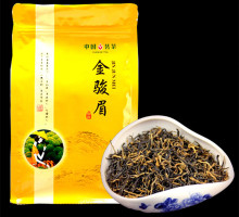 China Wuyi Oolong Tea Top Grade Jinjunmei Black Tea Paulownia off Weight loss Tea Oolong Beauty Red Jin jun mei Tea Green Food(China)