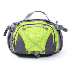 Hewolf Outdoor Multi-purpose Waist Bag 3L Women/Men Sport Messenger Bag Gym Wasit Pack for Running Hiking Bicycling