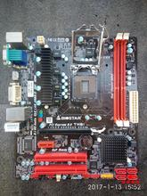 Used,100% original motherboard for Biostar TH61 LGA 1155 DDR3 Motherboard Desktop Boards,100% tested good!