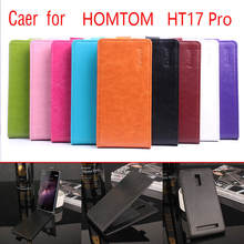 Buy 9 Styles Homtom HT17 Pro Case 5.5 Wallet PU Leather Back Cover Phone Case Homtom HT17 Pro Case Flip Protective Bag Skin for $4.85 in AliExpress store