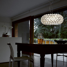Caboche Piccola/ Grande Chandelier By Patricia Urquiola from Foscarini Suspension Lamp Light for Dining Room Resturaut