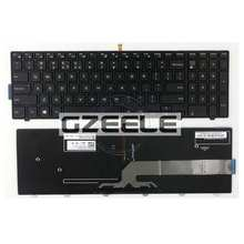 "FOR DELL Inspiron 15 3000 5000 3541 3542 3543 5542 5545 5547 15-5547 15-5000 15-5545 17-5000 15.6"" US laptop keyboard backlight"