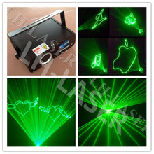 cheap small SD Card stage lights 150mW 532nm Green disco laser for party show(China)