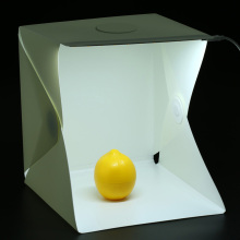 Portable Mini Photo Studio Box Photography Backdrop built-in Light Photo Box Photo Studio Accessories 30 x 30 x 30cm