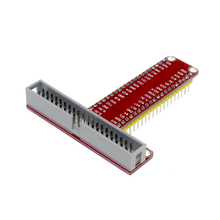 Smart Electronics Raspberry Pi 3 T-Cobbler Plus Breakout GPIO Adapter Plate for Raspberry Pi B+ Raspberry Pi Model B Plus