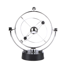 Kinetic Orbital Revolving Gadget Perpetual Motion Desk Art Toy Office toys