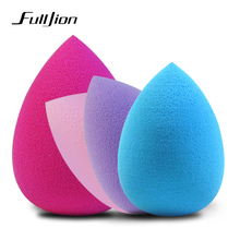 Fulljion Make Foundation Spons Make-Up Cosmetische Puff Poeder Crème Smooth Beauty Cosmetische Make Up Spons Beauty Tools Geschenken(China)