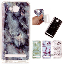 For Huawei Y3 II Case Granite Marble Skin Silicone Soft TPU Back Case For Huawei Lua-L21 Y3II Y3 2 Cover Phone Cases