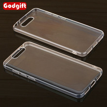 GodGift ZTE Blade V8 Case Silicone Cover 5.2 inch Luxury Transparent Slim Protection Soft Shell For ZTE Blade V8 Back Cover Case