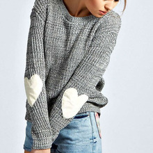 Woman Lovely Sweater Knitted New Fashion Loose Knitwear Blouse Winter Comfortable Ladies Christmas Sweaters