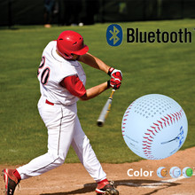 Bluetoot Speaker Baseball wireless music video audio Player 600mAh TF card USB line in Roly Poly Phone home theater Mini