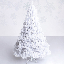 150cm Christmas tree white artificial Christmas tree ornaments Christmas decorations for home Christmas ornaments free shipping