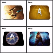 Star Trek Funny Customized Luxury Printing Customized Gamer Gaming Comfort Optical Laser Non Slip PC Star War Mouse Pad