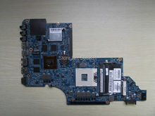 Free shipping 665342-001 for hp Pavilion DV6 DV6-6000 laptop motherboard HM65 HD6770/2G,100% Tested and good working condition!!