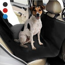 Waterproof Dog Car Seat Cover for Rear Bench Seat Hammock Style Outdoor Car Seat Cover Protector  for Dogs