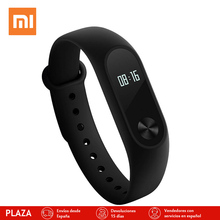 Xiaomi  Miband 2  Pulse Smartband OLED Display Heart Rate Monitor Sport Fitness Smart Bracelet Bluetooth 4