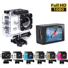 cheap W9 mini  Sport DV Extreme Action Camera Diving 30M Waterproof WIFI 1080P HD Camera oem