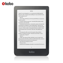 KOBO Clara HD Touchscreen 8 GB Wifi e-Book Reader (6'' E Ink Carta, CBR, Cbz, ePub DRM, HTML, Mobi, PDF, RTF, TXT, JPEG, BMP, Gif, PNG, Tiff, 8 GB, Micro-USB) Color Negro(China)
