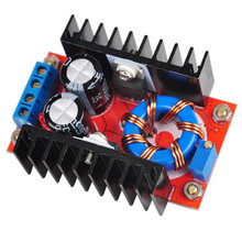 1pc DC-DC 10-32V to 12-35V Boost Converter 150W 6A Step Up Voltage Charger Module For Power Supply