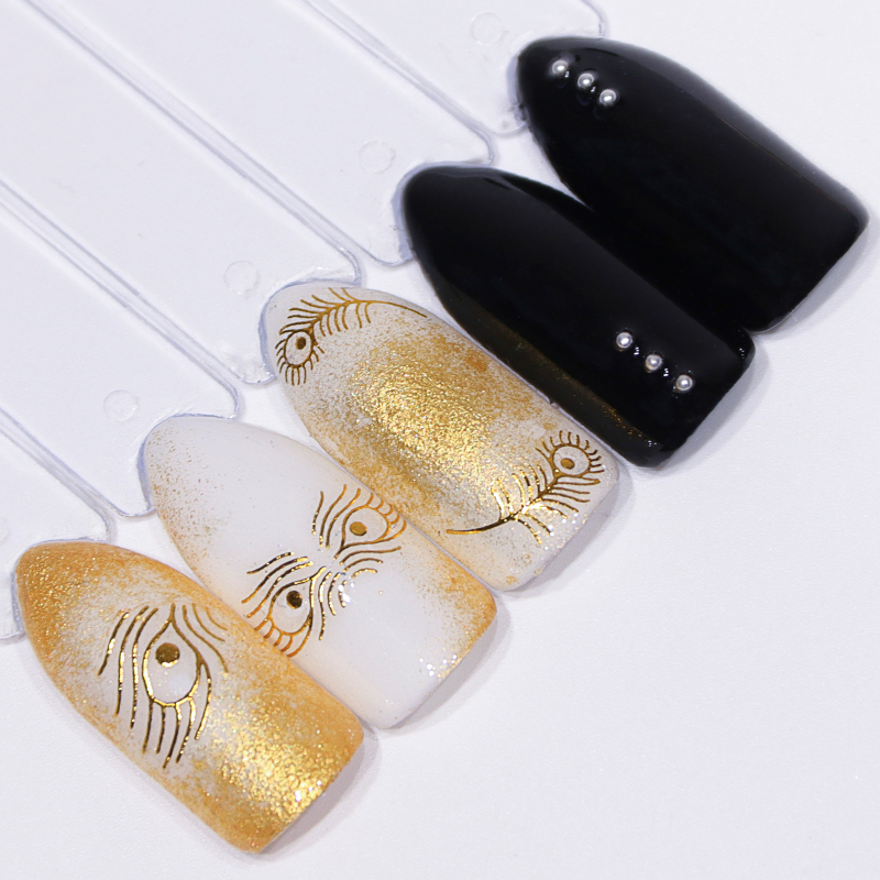 nail 3d sticker