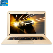 Intel Core i7 CPU 14inch 8GB RAM+120GB SSD Windows 7/10 System 1920X1080P FHD Wifi Bluetooth Ultrathin Laptop Notebook Computer(China)