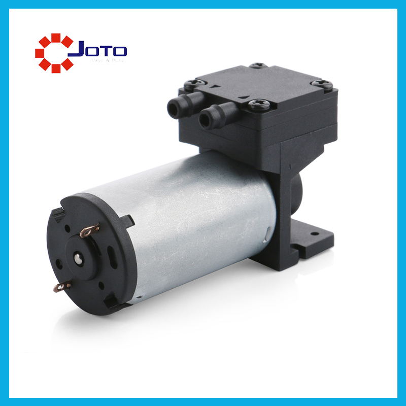 Corrosion Resistant Small Vibration Quiet Mini Vacuum Pump 12V EPDM Electrical Oil-less Air Pump Air Collecting Diaphragm Pump<br><br>Aliexpress