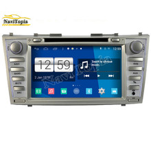 NAVITOPIA S160 Quad Core 1024*600 16G Android Car Radio Player for Toyota Camry GPS Navigation with Stereo DVD Wifi Mirror Link
