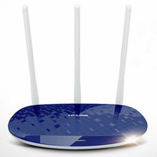 New style TP LINK intelligent wireless router TL - 450 m WR886N three antennas the king of the router through walls Routers(China)
