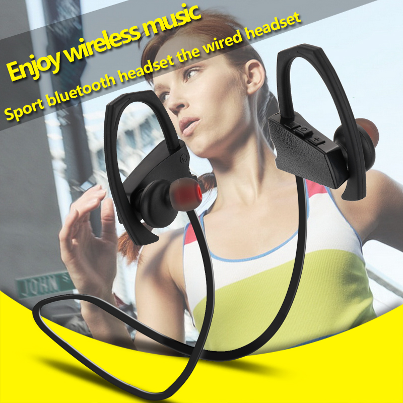 Bluetooth Earphone Sport mini Headset Wireless HiFi Music Stereo Headphone V4.1+EDR Support A2DP,Headset, Hands-stereo Q10<br><br>Aliexpress
