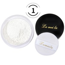1PC Brand Powder Professional Makeup Loose Powder Matte Bare Face Long Lasting Whitening Skin Finish Transparent Powder Palette(China)