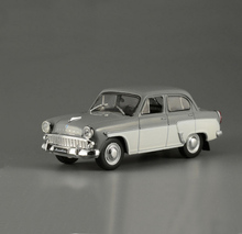 High simulation 1:43 Moskvich 407 Alloy Car Model Car Toys Metal Diecast Toy Vehicle Model For Kids Toy Collection Free Shipping(China)
