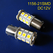High quality 12V BA15s BAU15s led Turn Signal PY21W P21W led Car Rear lights 1156 1056 1141 Car led bulbs free shipping 2pcs/lot(China)
