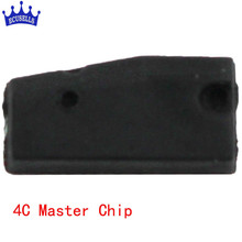 4C Master Chip Carbon Auto Transponder Chip Ceramic Car Chip Blank Key Chip For [TOY] Corolla Crown 2005-2011
