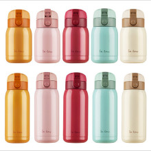 Hot Sales!! 200ML/280ML Cute Mini Coffee Vacuum Flasks Thermos Stainless Steel Drink Water Bottle Termos Termo Cups Travel Mugs