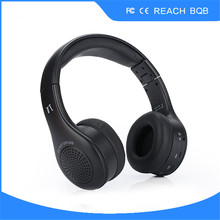 Best Selling Products 180H Long Standby Time Bluetooth Super Bass Headset/Sport Wireless Headphone Speaker with Built-in Mic