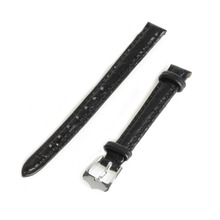 new product Black watches bracelet watchbands genuine leather strap watch band 10mm 12mm 14mm 16mm 20mm 22mm watch accessories(China)