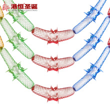 New!2pcs/pack Ceiling Hanging Decoration Metallic For Wedding Christmas Halloween Birthday Party Decoration Baby Shower Boy