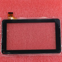 "Free Film + New Touch Screen Panel Digitizer Glass Sensor Replacement For 7"" Tesla Magnet 7.0 IPS Tablet Free Shipping"