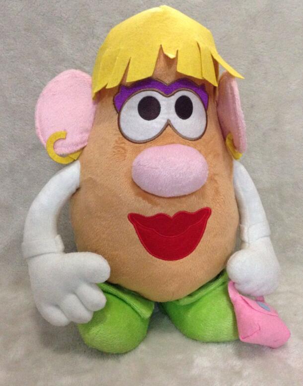 Playskool Toy Story 3 Classic Mrs. Potato Head  Plush Toys 40cm<br><br>Aliexpress