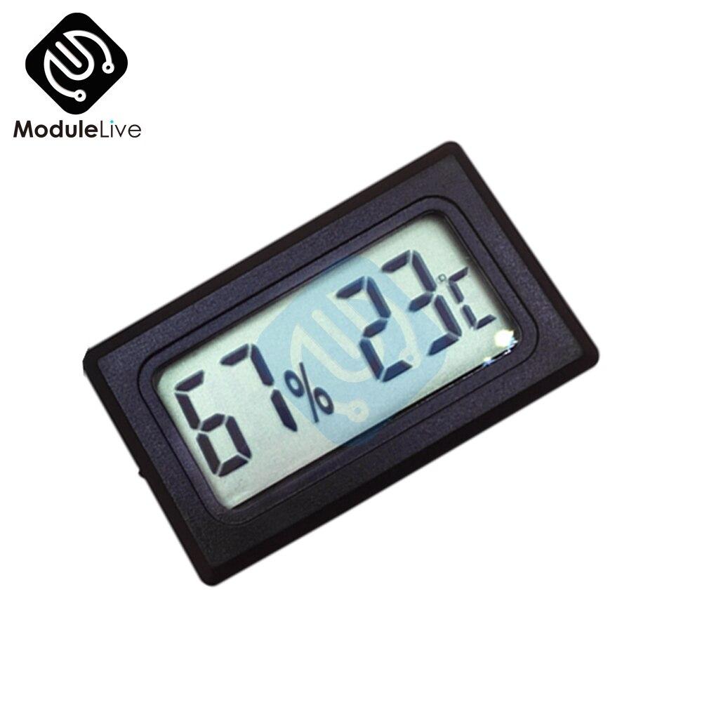 Home Car Vehicle Digital Thermometer Temperature Meter LCD Mini Tester Indoor