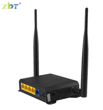 4G 3G Car Router WIFI with SIM card slot and external Antennas